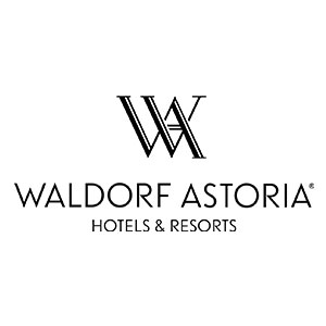 Partnerships for lighted mirror technology with Waldorf Astoria