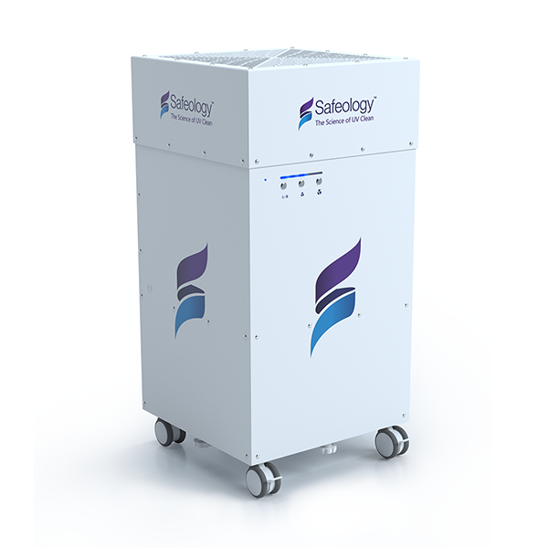 Safeology - Product Model M UVC Mobile Air Purifier 1800 | Model SM18 Product