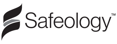 Safeology Secondary 1-Color Logo - Rep Portal and Media Resource Image