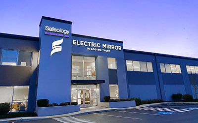 Safeology and Electric Mirror